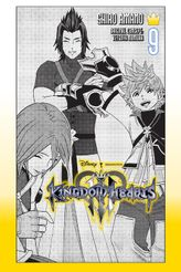 Kingdom Hearts III, Chapter 9 (manga)