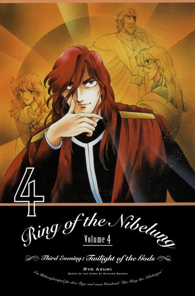 Ring of the Nibelung Vol.4