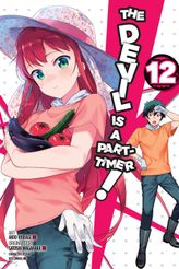 The Devil Is a Part-Timer!, Vol. 12