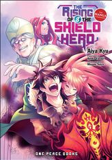 The Rising of the Shield Hero Volume 8: The Manga Companion