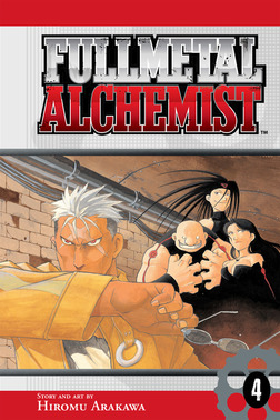 Fullmetal Alchemist, Vol. 4-電子書籍