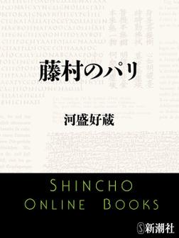 藤村のパリ-電子書籍