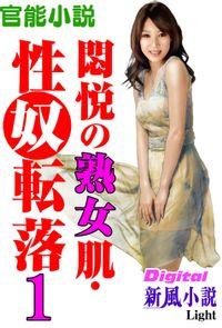 【官能小説】悶悦の熟女肌・性奴転落01