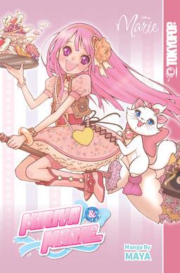 Disney Manga: Miriya and Marie
