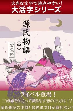【大活字シリーズ】源氏物語 <中>-電子書籍