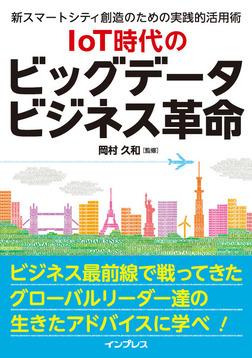 IoT時代のビッグデータビジネス革命-電子書籍