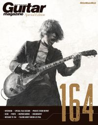 Guitar magazine Special Edition 164