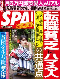 週刊SPA! 2017/7/11号-電子書籍