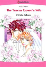 THE TUSCAN TYCOON'S WIFE
