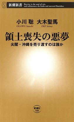 領土喪失の悪夢―尖閣・沖縄を売り渡すのは誰か―-電子書籍