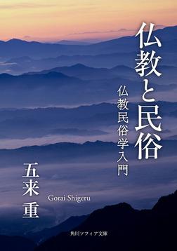 仏教と民俗 仏教民俗学入門-電子書籍
