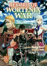 Record of Wortenia War: Volume 4