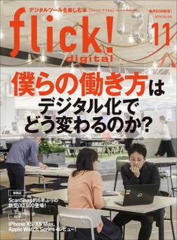 flick! digital 2018年11月号 vol.85-電子書籍