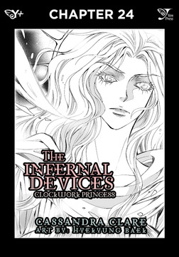 The Infernal Devices: Clockwork Princess, Chapter 24-電子書籍