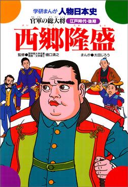 西郷隆盛 官軍の総大将-電子書籍