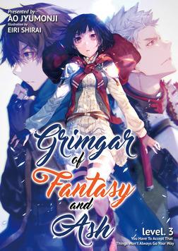 Grimgar of Fantasy and Ash: Volume 3-電子書籍