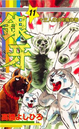 銀牙―流れ星 銀― 第11巻-電子書籍