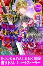 【購入特典】異世界で身代わり姫になり覇王に奪われました BOOK☆WALKER限定書き下ろしショートストーリー