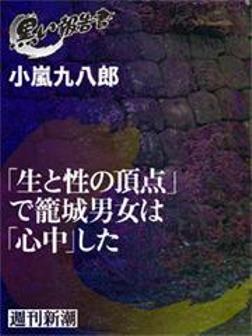 「生と性の頂点」で籠城男女は「心中」した-電子書籍