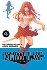 BAMBOO BLADE, Vol. 4