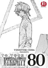 To Your Eternity Chapter 80