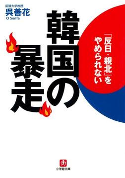 韓国の暴走(小学館文庫)-電子書籍