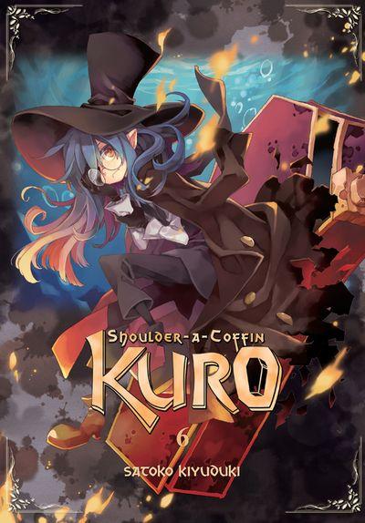Shoulder-a-Coffin Kuro, Vol. 6