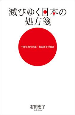 滅びゆく日本の処方箋 千葉県旭市市議・有田恵子の提言-電子書籍