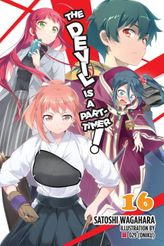 The Devil Is a Part-Timer!, Vol. 16