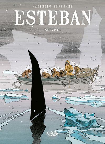 Esteban - Volume 3 - Survival