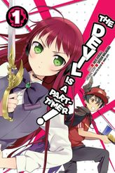 The Devil Is a Part-Timer, Vol. 1 (manga)