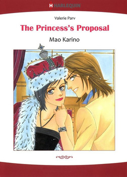 The Princess's Proposal-電子書籍