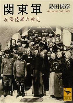 関東軍 在満陸軍の独走-電子書籍