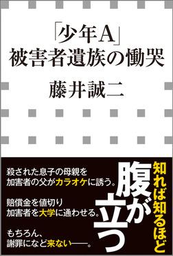 「少年A」被害者遺族の慟哭(小学館新書)-電子書籍