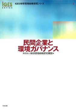 民間企業と環境ガバナンス-電子書籍