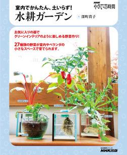 NHK 趣味の園芸 やさいの時間 室内でかんたん、土いらず! 水耕ガーデン-電子書籍