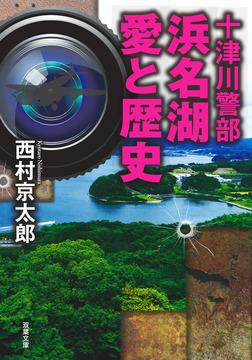 十津川警部 浜名湖 愛と歴史-電子書籍