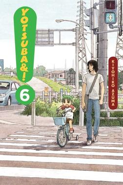 Yotsuba&!, Vol. 6-電子書籍