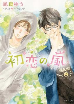初恋の嵐【SS付き電子限定版】-電子書籍