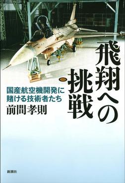 飛翔への挑戦―国産航空機開発に賭ける技術者たち―-電子書籍