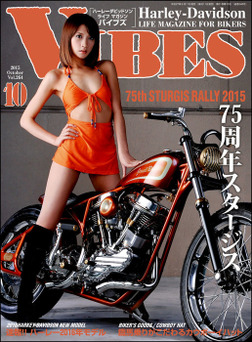 VIBES【バイブズ】2015年10月号-電子書籍
