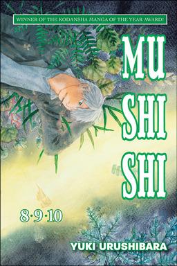 Mushishi Volume 8, 9,10