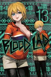 Blood Lad, Vol. 13
