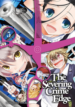 The Severing Crime Edge 5