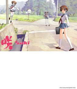 『咲-Saki- 19巻』きせかえ本棚【購入特典】-電子書籍