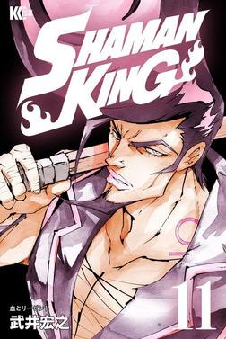 SHAMAN KING ~シャーマンキング~ KC完結版(11)-電子書籍