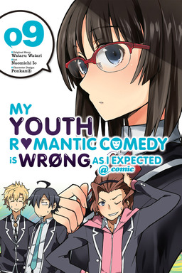 My Youth Romantic Comedy Is Wrong, As I Expected @ comic, Vol. 9