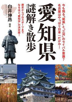 愛知県謎解き散歩-電子書籍