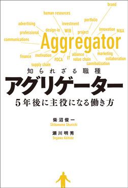 知られざる職種 アグリゲーター 5年後に主役になる働き方-電子書籍