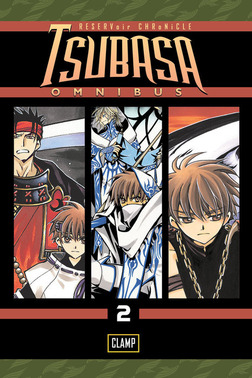 Tsubasa Omnibus 2-電子書籍